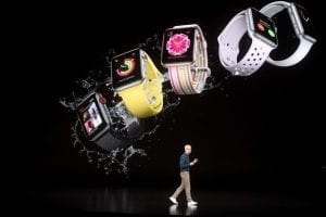 Apple introduced Apple Watch
